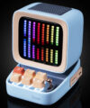 Retro Pixel Art Bluetooth Speaker