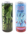 Rick & Morty Energy Drinks