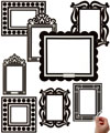 Stick'R Frames Removable & Reusable Picture Frames