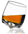 Wobbling Whiskey Glasses (set of 6)
