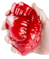 Giant Gummy Heart