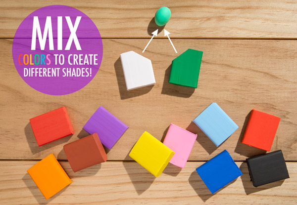 Creatibles DIY Eraser KitMake Your Own Erasers!