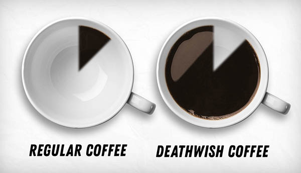 Death Wish will make you feel alive with energy.