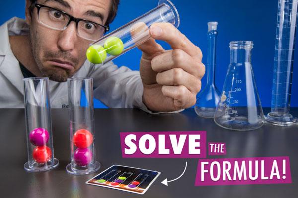 Solve the formula!