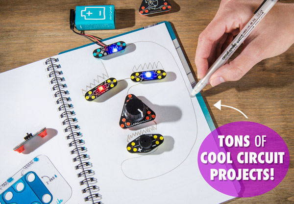 Tons of cool circuit projects