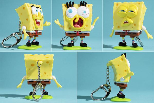 A sponge for every mood.