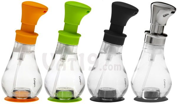 The Foam Soap Pump Dispenser is available in a variety of colors.