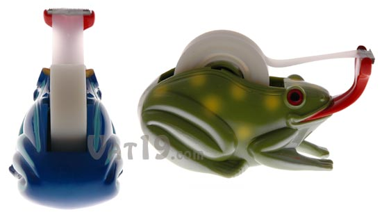 Frog Tape Dispenser looks good from any angle.