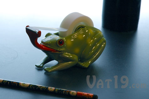 Frog Tape Dispenser