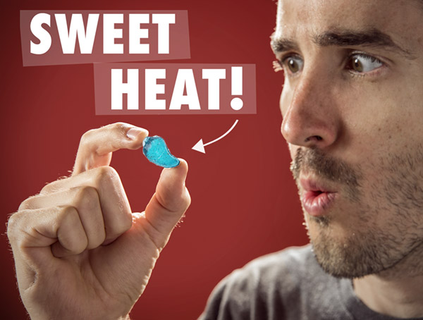 Sweet heat!