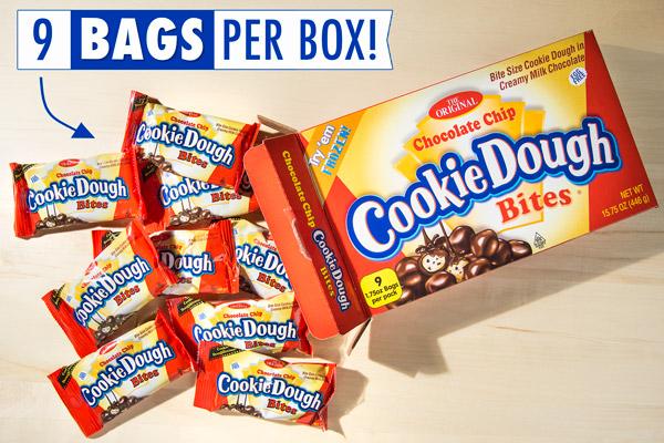 9 bags per jumbo box
