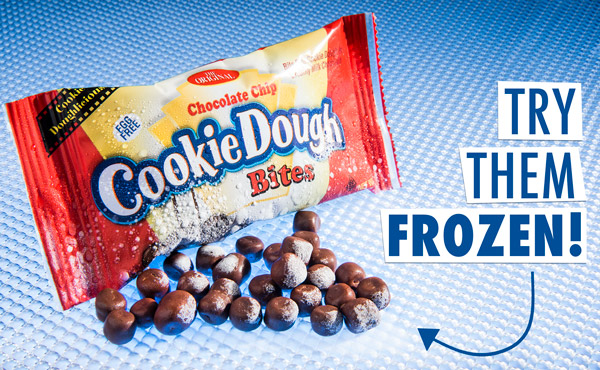 Try them frozen!