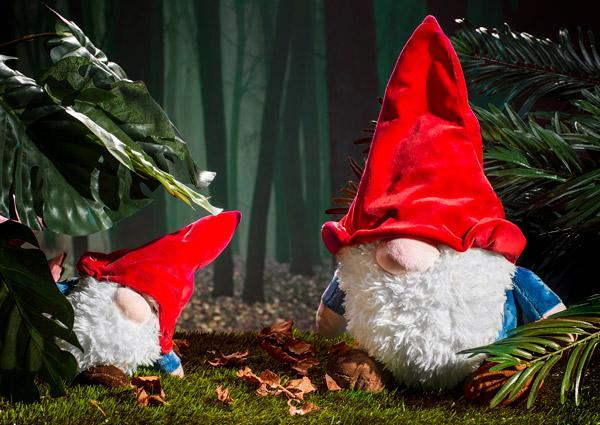 Plush gnome toys