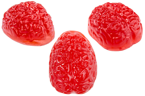Fruity brain treat