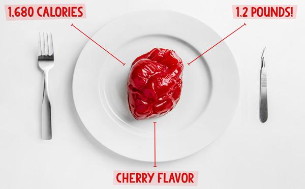 1.2 pounds of gummy!