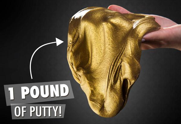 1 Pound Of Putty
