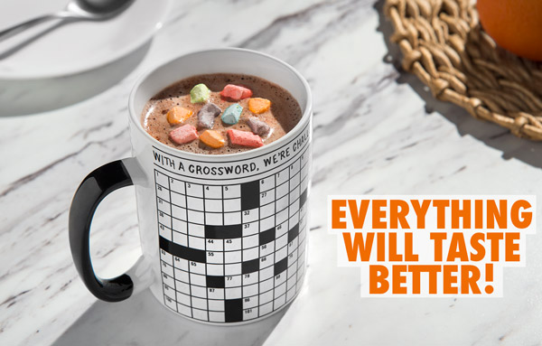 Cereal marshmallows are great in other foods, too.