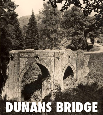 Gain access to the historic Dunans Bridge with your purchase of the Become a Laird or Lady Gift Set