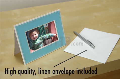 Mailable Photo Frame Card