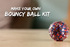 Make Your Own Bouncy Ball Kit image