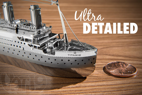 Metal Works 3D Models feature incredible detailing.