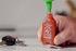 Mini Sriracha Keychain image