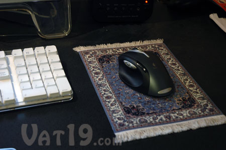 Exceptional Mouserug Oriental Rug Mouse Pad