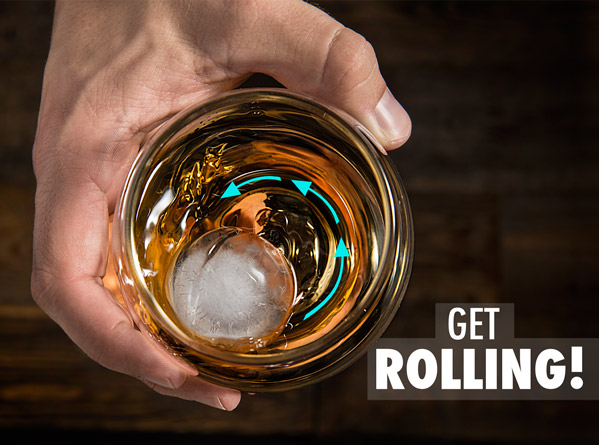 Get rolling!