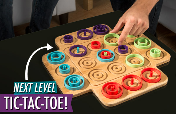 Otrio Board Game