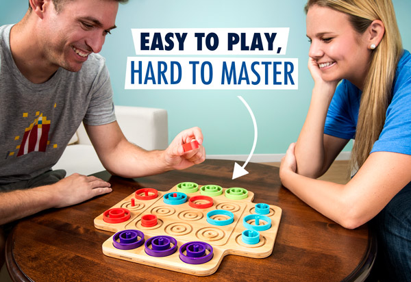 Easy to play, hard to master