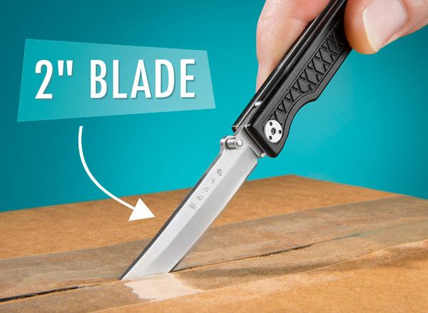 "2"" blade"