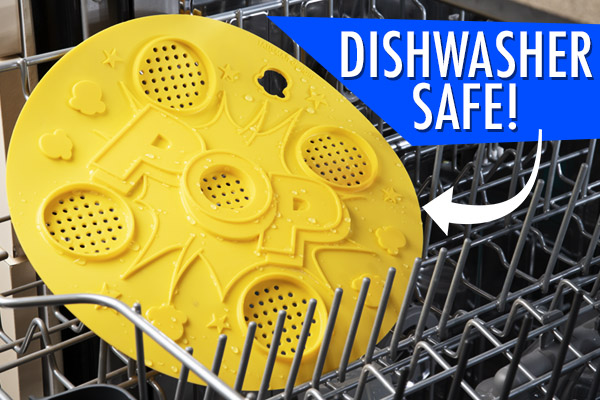 Dishwasher safe!
