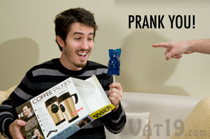 The Prank Pack Prank Gift Boxes hold a real gift.