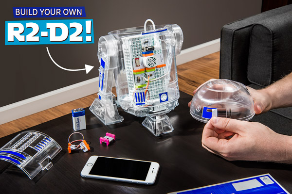 Put together your own Droid!