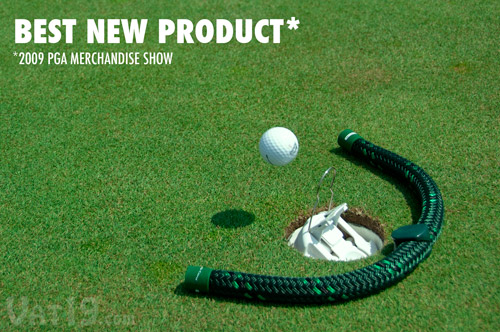 The Robocup Golf Ball Return Robot Was Voted Best New Product At 2009 Pga Merchandise