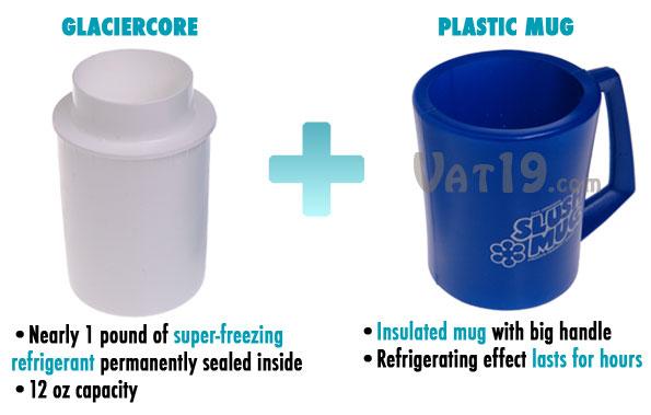 Slush Mug: Create a slushee at home in minutes
