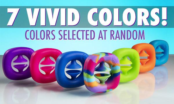 Color chosen at random.