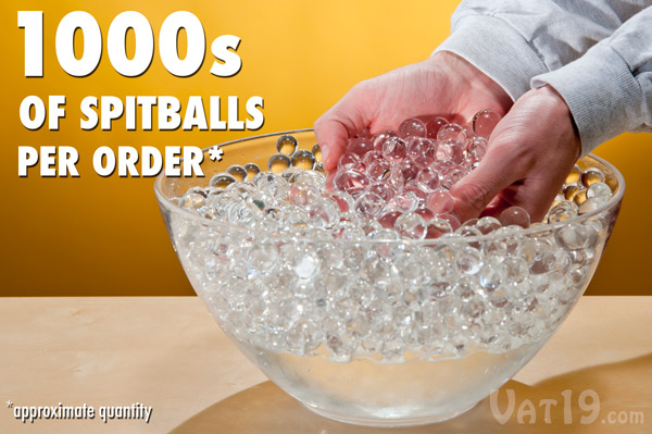 Spitballs Amazing Water Based Spheres Grow Up To 200