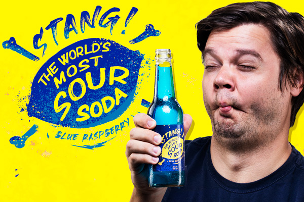 Stang! Insanely Sour Soda