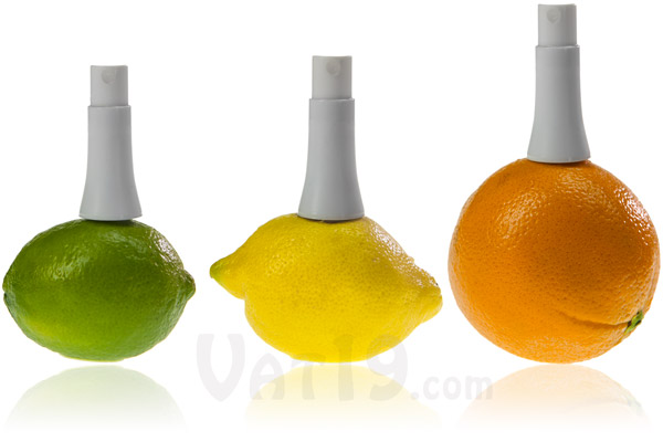 Stem Citrus Fruit Sprayer in a variety of fruits.