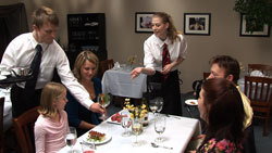 Waitress training benefits your entire staff of servers.
