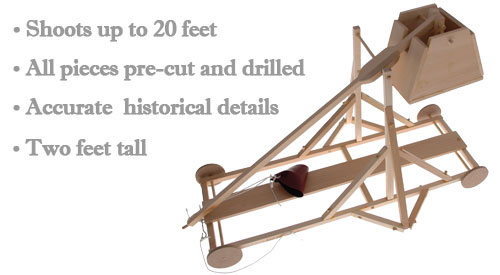 how to build a trebuchet out of wood