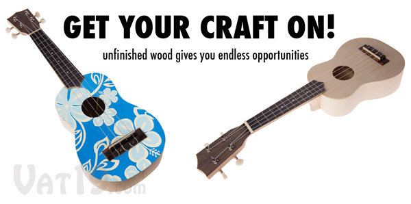 My ukulele kit build your own diy ukulele in a matter of hours half the fun building your own ukulele is decorating it solutioingenieria Images