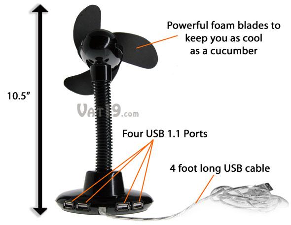 Usb Desk Fan