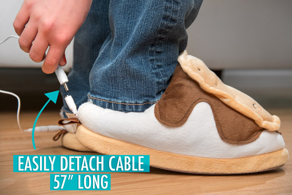 Easily detach cable