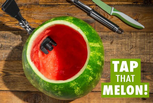 Tap that melon!