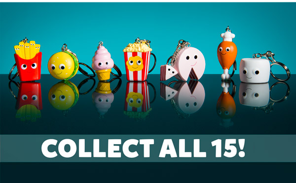 Collect all 15