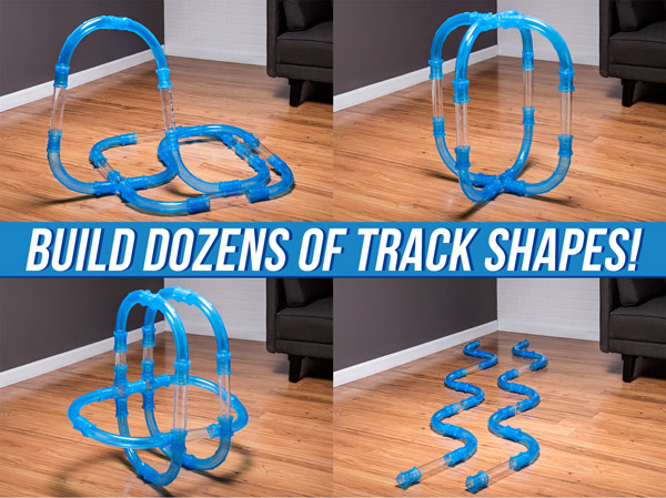 Design your own race track